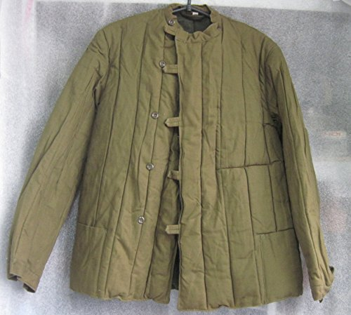Quilted Uniform Jacket - 4