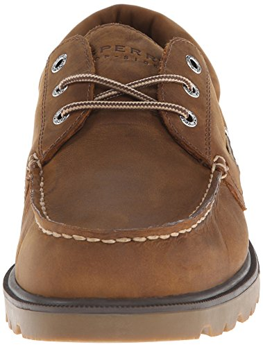 Sperry Top Sider A/O LUG 3-EYE WP - Zapato brogue de cuero hombre marrón - marrón (Tan)