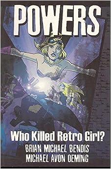 1: Who Killed Retro Girl?