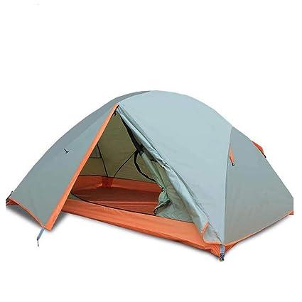 Camping & Outdoor Sport & Freizeit 1 2 Personen BlauGrau