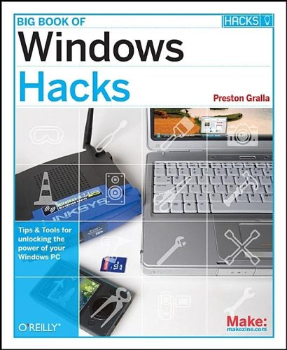 Big Book of Windows Hacks: Tips & Tools for Unlocking the Power of Your Windows PC