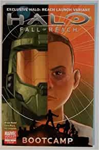 halo fall of reach comic pdf