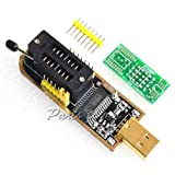 Parts tower CH341A 24 25 Series EEPROM Flash BIOS USB Programmer with Software & Driver
