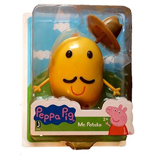Cranberry Potato (NEW! Peppa Pig - Mr. Potato)