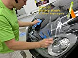 FREE TOOL KIT JDMBESTBOY Clear Paint Protection Film Vinyl Wrap Brace (Invisable Scratches Shield) - 60''X180''