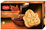 Dare Cookies, Maple Leaf Creme, 12.3 Ounce