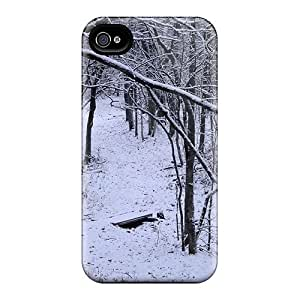 Trail To Nowhere Case Compatible With Iphone 4/4s/ Hot Protection Case