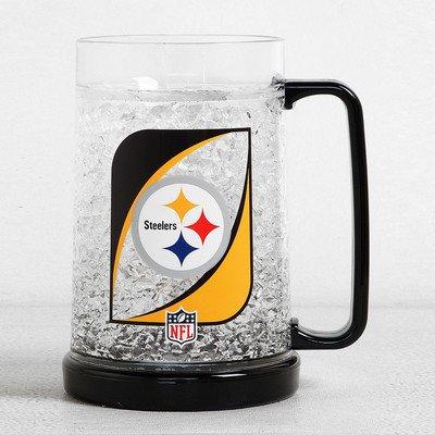 NFL 38 Oz. Beer Glass NFL Team: Pittsburgh Steelers