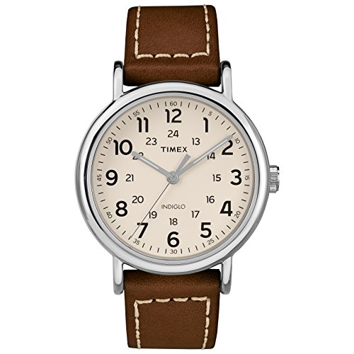Cream Dial Brown Leather - 1