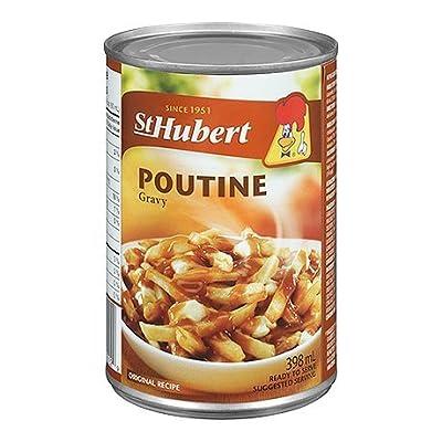 St Hubert Poutine Gravy 398ml Can