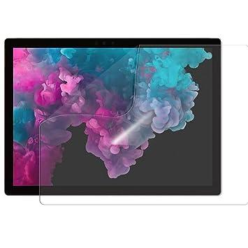 MaxKu 3 Paquetes Microsoft Surface Pro 6 Protector de Pantalla, Rusee Ultra HD Protector Anti