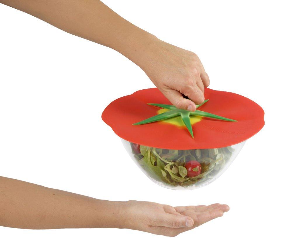 Charles Viancin Silicone Sealing Splash Tomato 9602EU