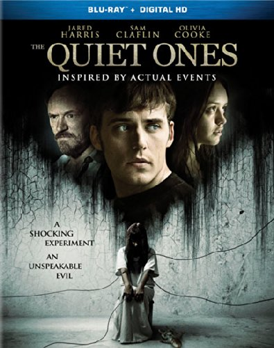 The Quiet Ones [Blu-ray + Digital HD]