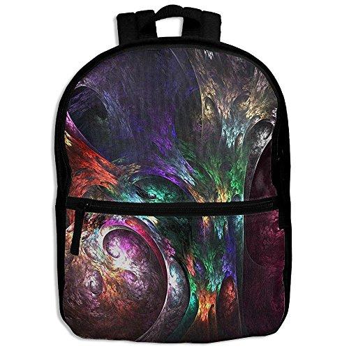 Cool Hot Sale Child Shoulder School Bag School Backpack Satchel For Teens Boys Girls Students Black - Costume National Bags Sale