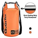 Waterproof Dry Bag Backpack GuGeTek 10L