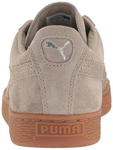 Puma Mens Suède Baskets Mode Classique Citi Kaki Cru