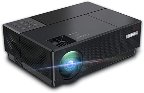 Link Co Full HD Proyector 5000 lúmenes 1920 * 1080 LED Proyector ...