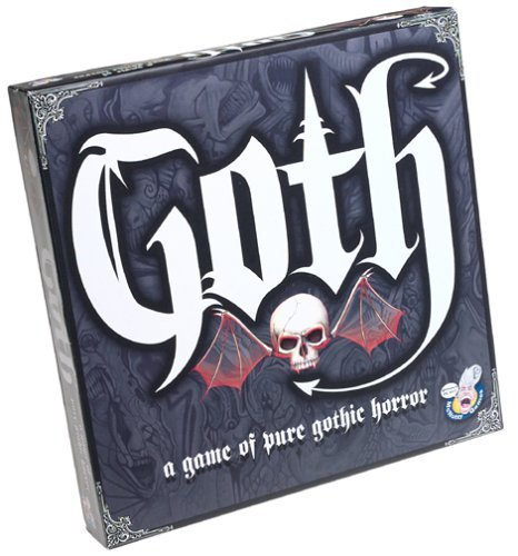 Goth Trivia Board Game by Endless Endless Endless Games by Endless Games 0b5e93