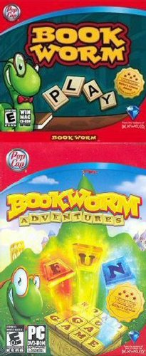 Popcap Words Pack Bookworm Adventures product image
