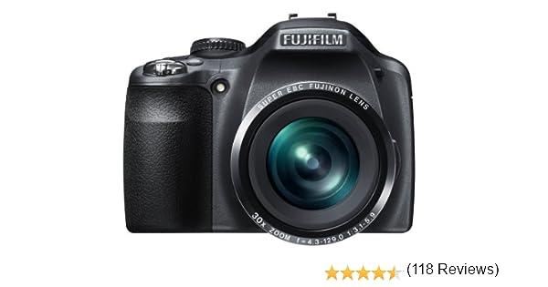 Fujifilm FinePix SL300 - Cámara compacta (Zoom óptico 30x ...