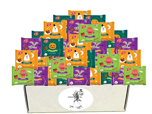 Enjoy Life Halloween Chocolate Candy Minis Variety Pack, Soy free, Nut free, Gluten free, Dairy free, Non GMO (Pack of 54)