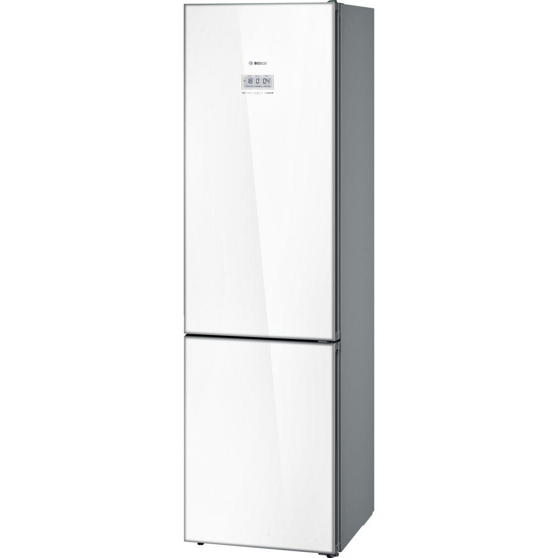 Bosch KGF39SW45 Serie 8 Wi-Fi Kühl-Gefrier-Kombination/A+++ / 203 cm / 180 kWh/Jahr / 285 L Kühlteil / 110 Gefrierteil/No Frost [Energieklasse A+++]