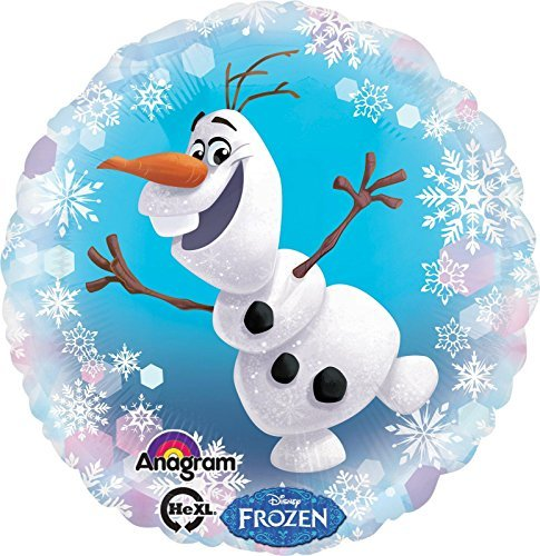 Disney Frozen Olaf Foil Balloon ()