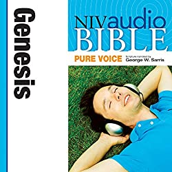 NIV Audio Bible, Pure Voice: Genesis