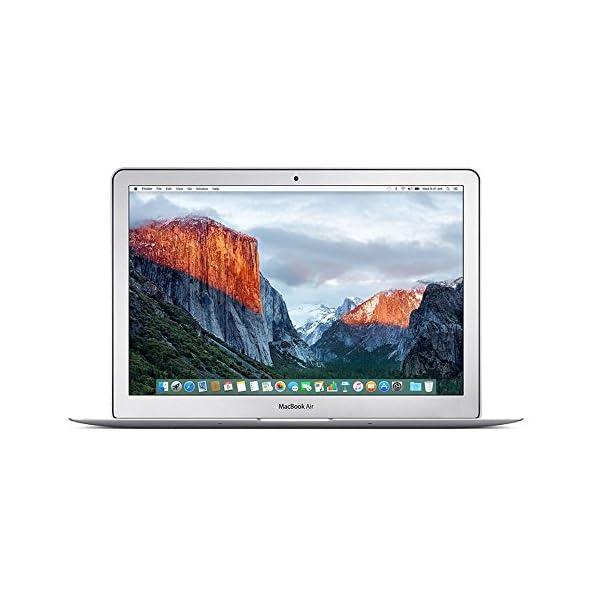 Apple MMGG2LL/A MacBook Air 13.3-Inch Laptop (1.6 GHz Intel Core i5, 8GB RAM, 256GB SSD, Mac OS X V10.11 El Capitan… 1