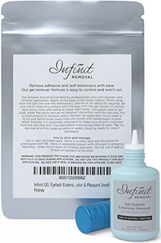 Infinit GEL Eyelash Extension Glue Remover - Professional - Import It All
