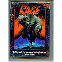 Rage Trading Card Game Base Set Starter Deck 60 Cards