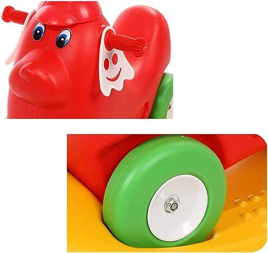 Amazon.com: Yo-Yo - Andador para niños con cuatro ruedas y ...