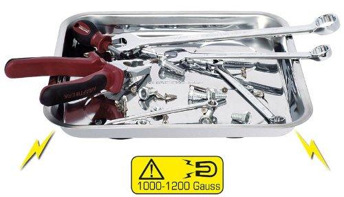 KFZ Werkzeugschale Magnet Haftschale Magnetteller, 240 mm x 140 mm