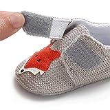 BENHERO Baby Boys Girls Shoes Soft Sole Cartoon