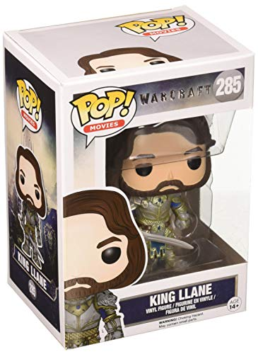 POP! Vinilo - Warcraft King Llane