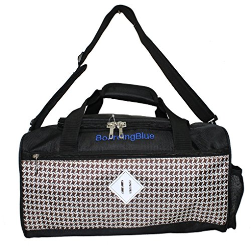 boardingblue-new-united-airlines-soft-personal-item-under-seat-duffel-bag-bk-brown