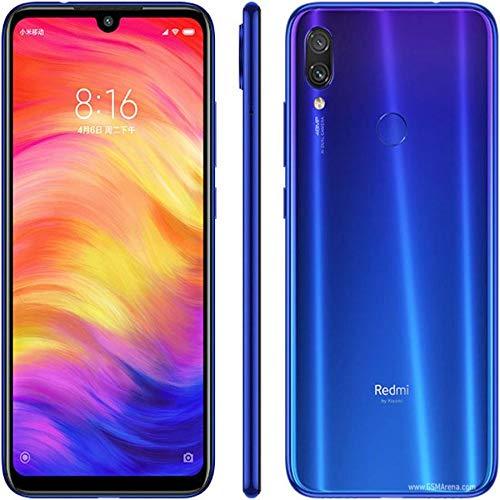 "Smartphone Xiaomi Redmi Note 7 Dual Sim 32GB Tela 6.3"" Versao Global Azul"