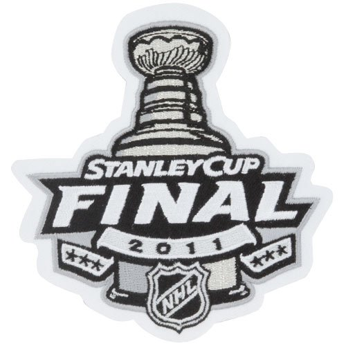 2011 NHL Stanley Cup Final Logo Jersey Patch Boston Bruins vs. Vancouver Canucks ()