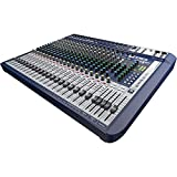 Soundcraft Signature 22 22 Channel Mixer includes