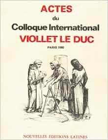 Actes du colloque international
