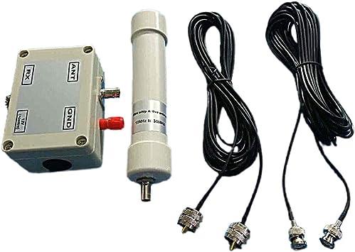 N/A Antena Activa ensamblada en Caja HF if VIF, Mini Antena ...