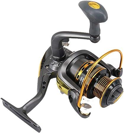 Ouqian Carrete de Pesca Spinning Fishing Reel 10 rodamientos ...