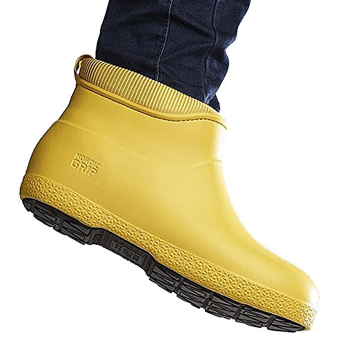 Agarre nórdico moja Winterproof botas (41, oliva) Azafrán