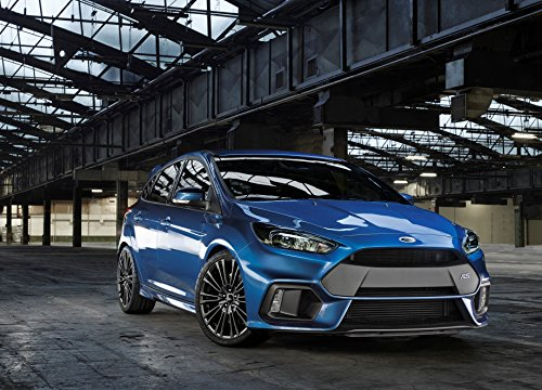 ford focus st poster