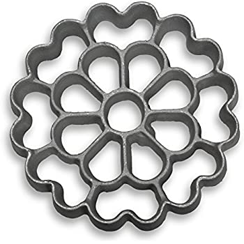 Kitchen Supply 7140 2-in-1 Spanish Rosette