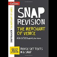 The Merchant of Venice: New Grade 9-1 GCSE English Literature AQA Text Guide (Collins GCSE 9-1 Snap Revision)