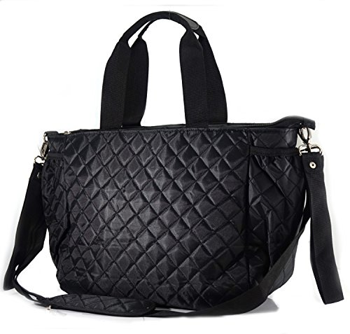 Diaper Bag Quilted - 6