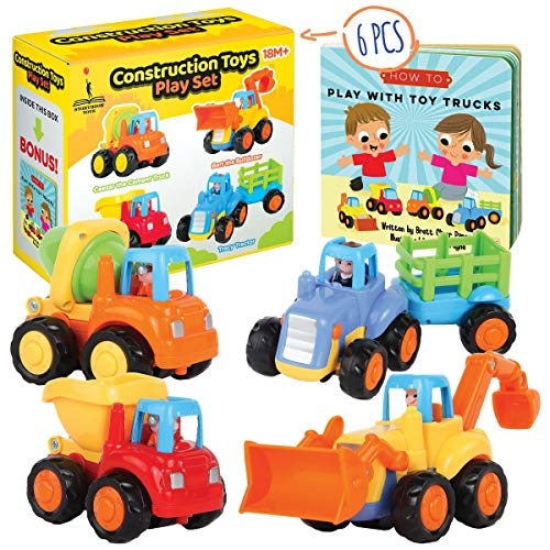Best Toys For Two Year Old Boy - Storybook Toys for 2 Year Old