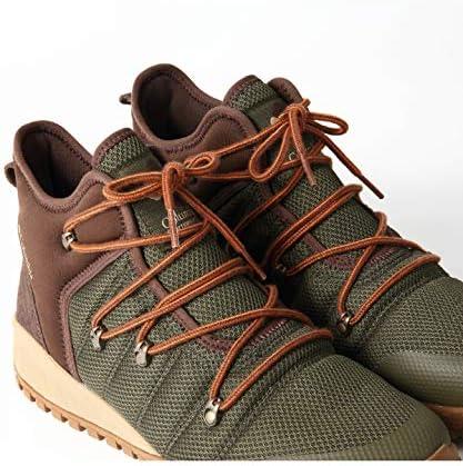 フェアバンクス503 BM5975 ウィンター ブーツ メンズ 26.5cm グリーン