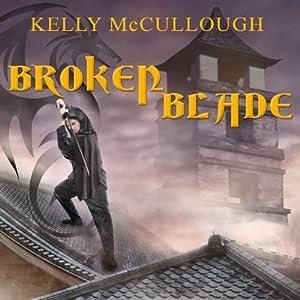 Broken Blade Audiobook